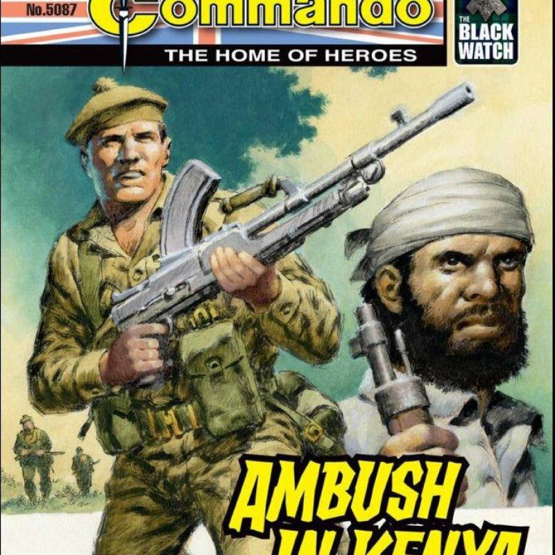 Ambush in Kenya