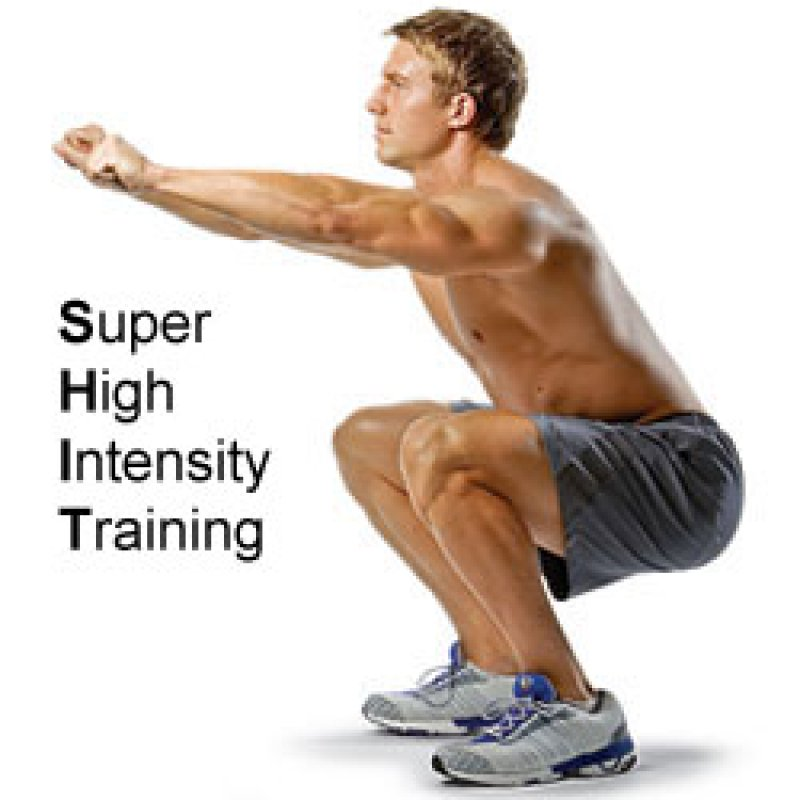 Super High Intensity Training (S.H.I.T.)