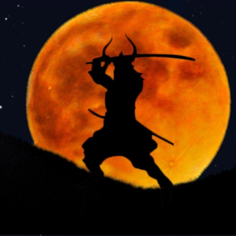 Dancing Samurai
