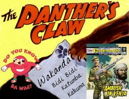 Operation Panther's Claw