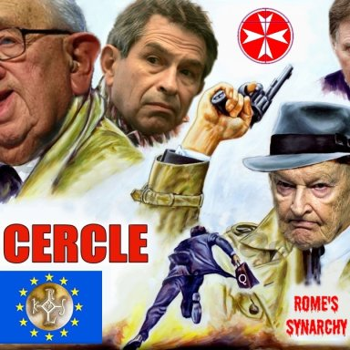 ROGUE AGENTS - The Cercle and the 6I in the Private Cold War