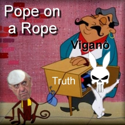 Pope on a Rope