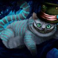 Cheshire Cat Hatter