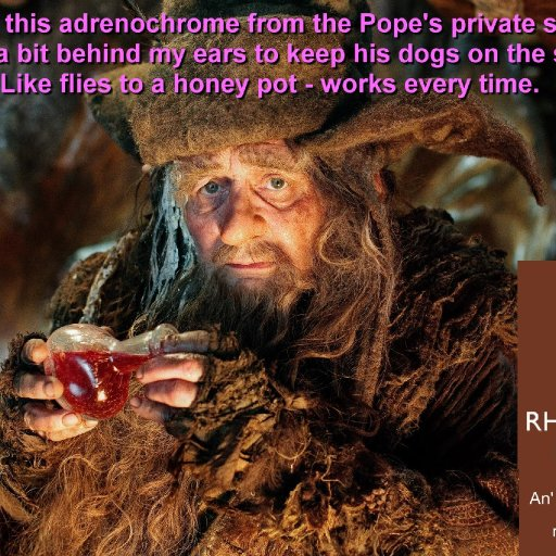 Pope's Adrenochrome