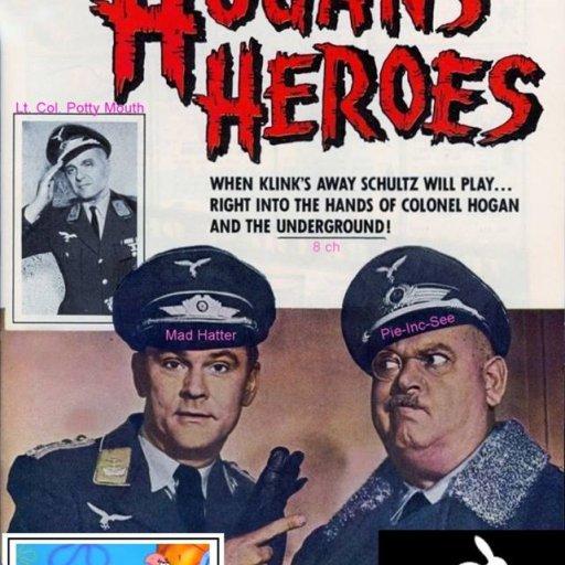 Hogan's Heroes Ride Again