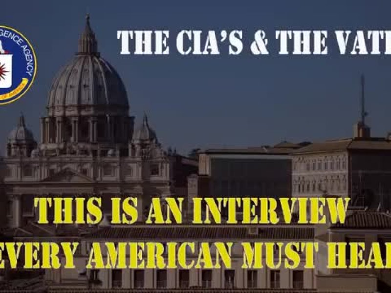Operation Gladio: Vatican - Mafia - CIA